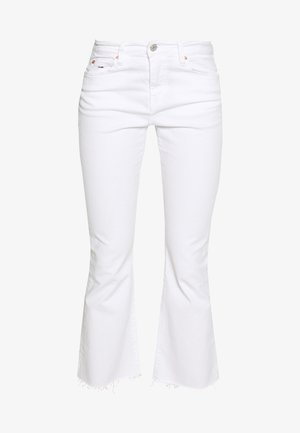 KATIE - Flared Jeans - mars white com
