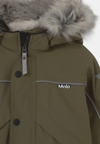 Molo - POLARIS UNISEX - Snowsuit - vegetation - 4