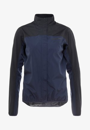 EMPIRE JACKET - Cortaviento - black/blaze