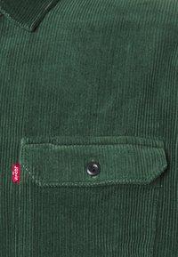 Levi's® - JACKSON WORKER UNISEX - Košile - python green - 3