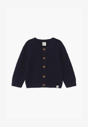 UNISEX - Strickjacke - navy