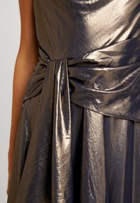 Forever New - METALLIC COWL DRESS - Occasion wear - gold - 6