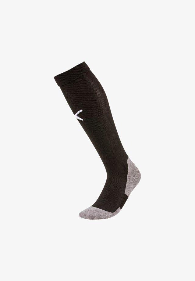 LIGA CORE - Football socks - black