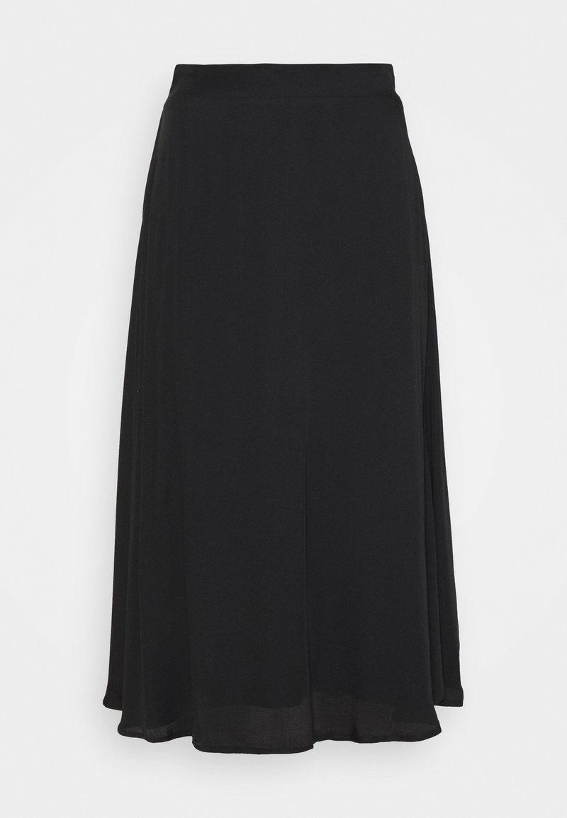 Bruuns Bazaar - BAUMA AMATTA SKIRT - Jupe trapèze - black
