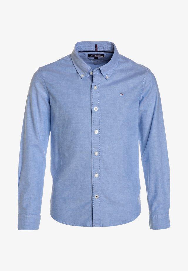 BOYS OXFORD  - Skjorter - blue