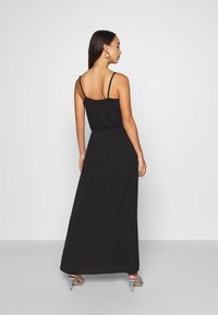 ONLY - ONLNOVA DRESS SOLID - Maxi šaty - black - 2