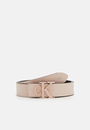 LOGO - Belt - pink