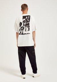PULL&BEAR - T-shirt print - white - 2