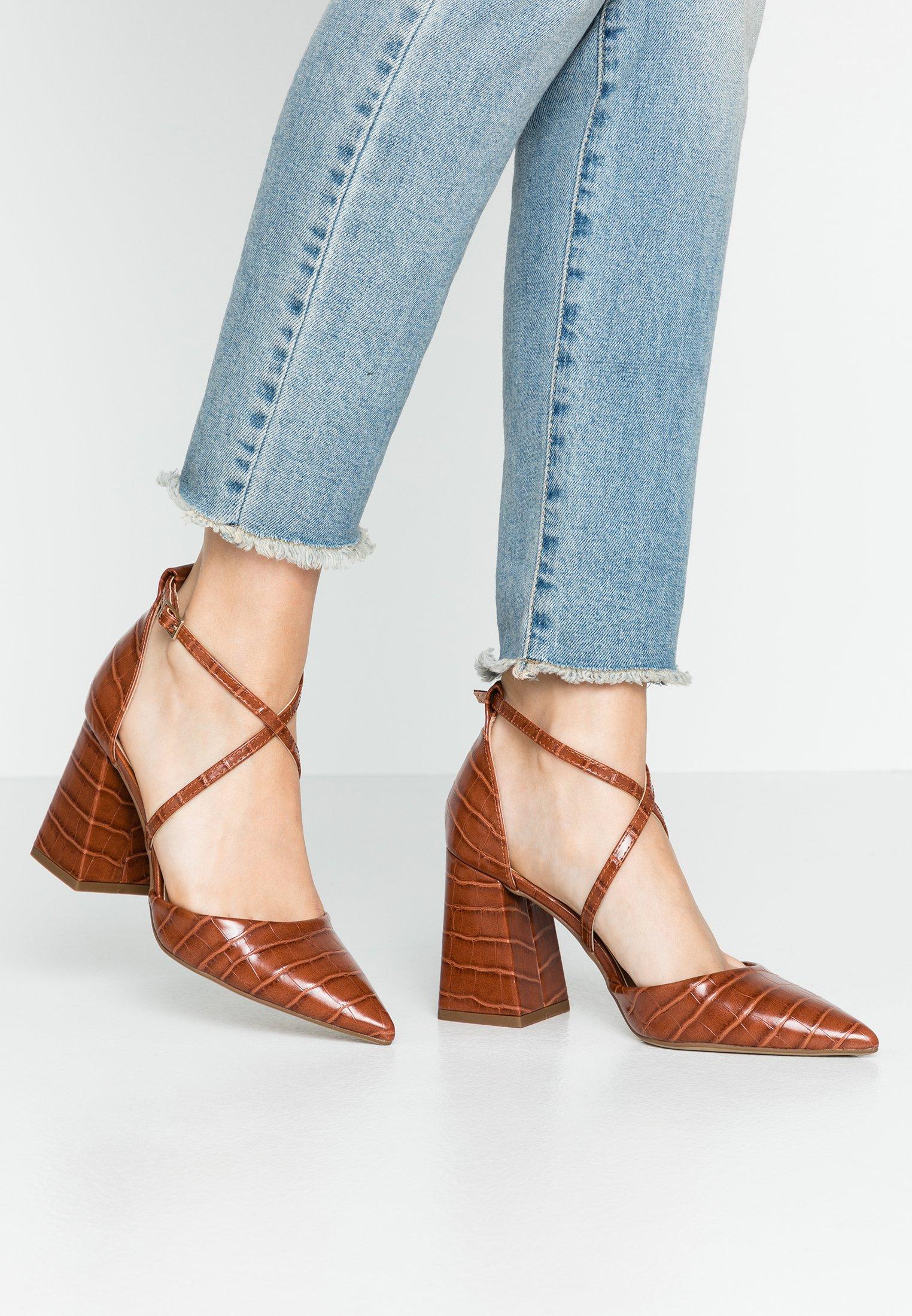 Dorothy Perkins DARIA - Escarpins à talons hauts - tan - Chaussures à talons femme Original