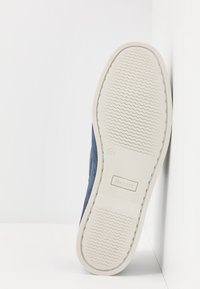 Hackett London - Boat shoes - denim/navy - 4