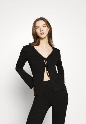 ELLIE CARDI - Vest - black