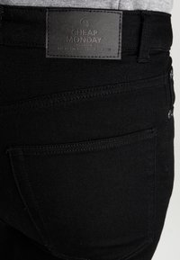 Cheap Monday - HIGH SKIN  - Jeans Skinny Fit - pure black - 4
