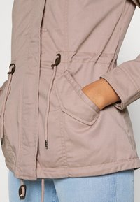 ONLY - ONLLORCA - Parka - adobe rose - 4