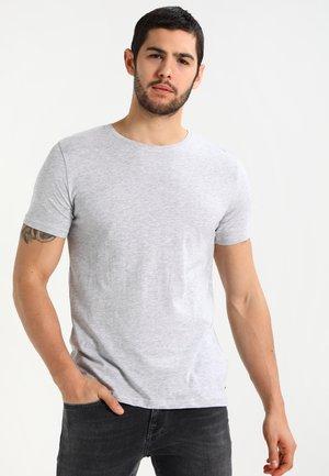 BASIL - Basic T-shirt - grey