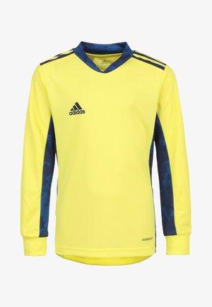 ADIPRO  - Torwarttrikot - yellow/navy blue