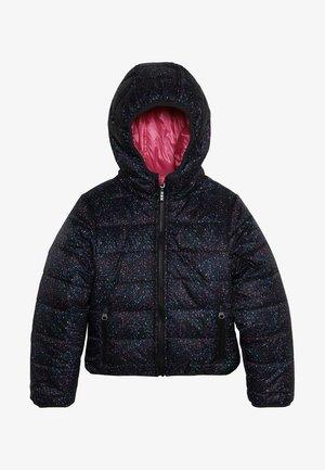 JACKET REVERSIBLE - Zimní bunda - black
