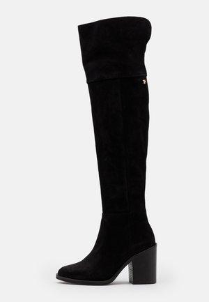 MODERN BOOT - High heeled boots - black