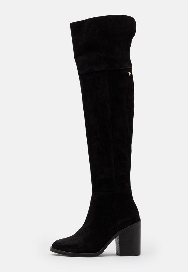 MODERN BOOT - High heeled boots - black