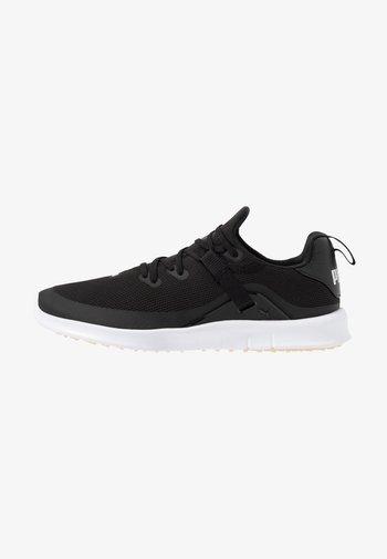 LAGUNA SPORT - Golf shoes - black/white