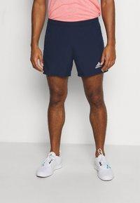adidas Performance - OWN THE RUN RESPONSE RUNNING - Korte broeken - collegiate navy/royal blue - 0
