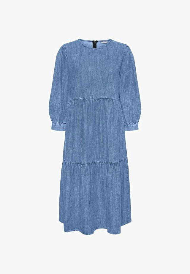 Sukienka jeansowa - light blue denim