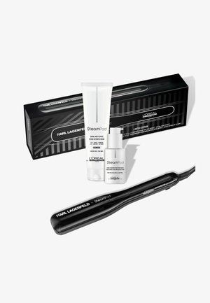 LIMITED EDITION: STEAMPOD STYLER 3.0 XKARL LAGERFELD - SET FOR EVERY HAIR TYPE - Hair set - -