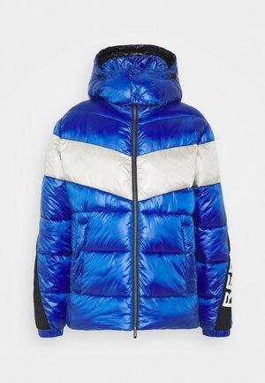 Light jacket - electric blue/ice