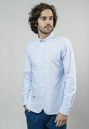 JAPAN ESSENTIAL - Shirt - blue