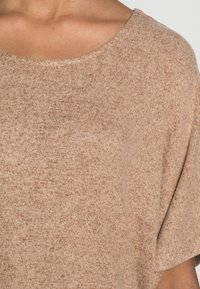Soyaconcept - SC-BIARA 70 - Print T-shirt - sand melange - 4