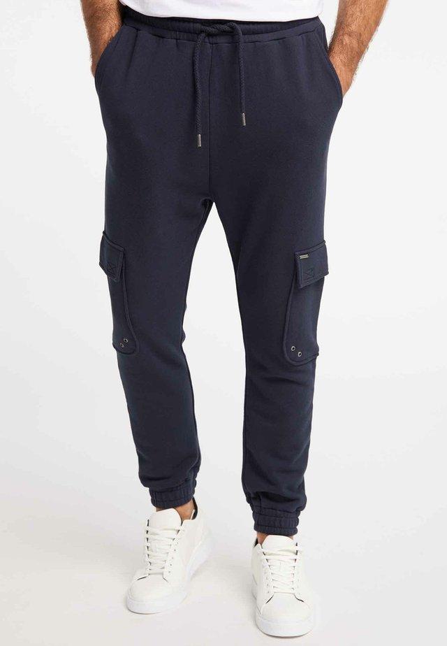 Pantaloni sportivi - marine