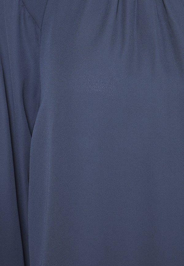 Vero Moda VMPOEL - Bluzka - ombre blue/niebieski CDWF