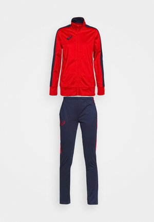 WOMAN SUIT - Tracksuit - real red