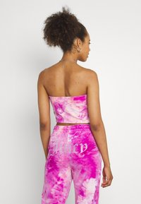 Juicy Couture - BABE TIE DYE BOOBTUBE - Top - rosebud/almond blossom - 2