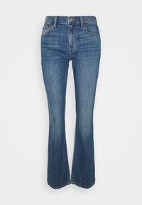 GAP - BOOT DUERO - Bootcut jeans - medium wash - 0