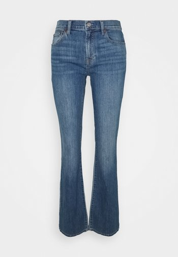 BOOT DUERO - Bootcut jeans - medium wash