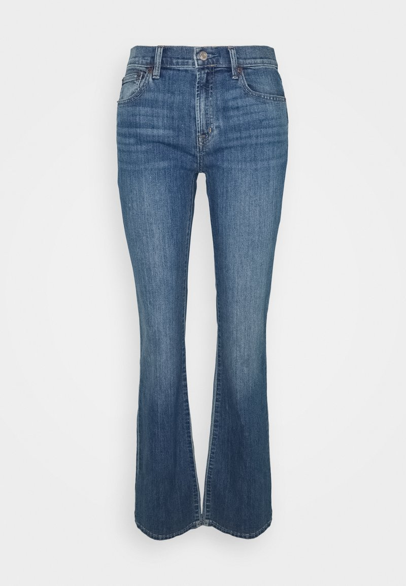 GAP - BOOT DUERO - Bootcut jeans - medium wash