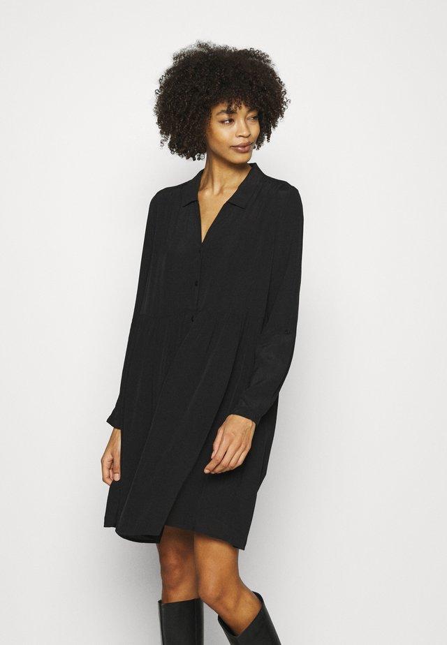 CORE MAROCIAN - Korte jurk - black