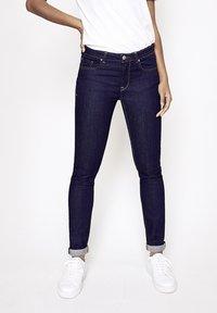 Five Fellas - GRACIA - Slim fit jeans - dunkelblau - 0