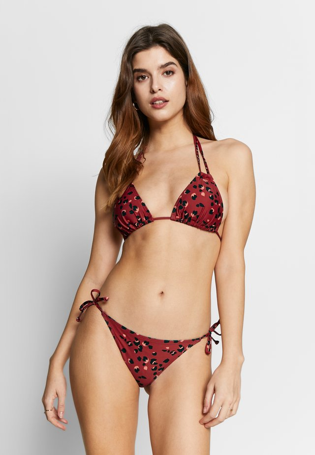 CAPRI BONDEY MIX SET - Bikini - red
