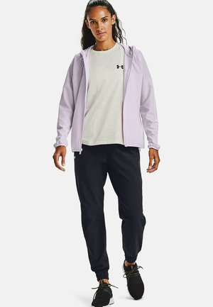Training jacket - crystal lilac