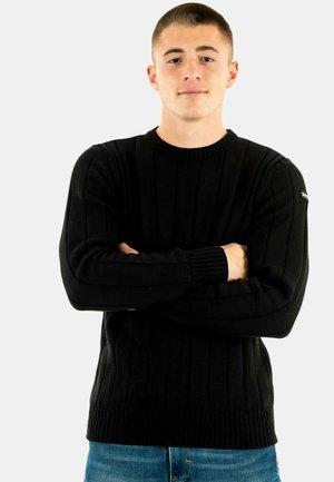 PLSEATTLE - Sweater - noir