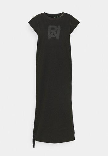 RAW ADJUSTABLE TEE DRESS