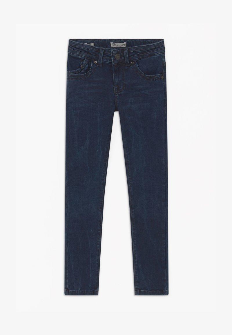 LTB - JULITA - Jeans Skinny Fit - sueta wash