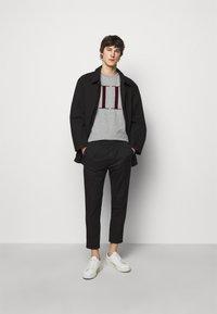 Les Deux - ENCORE  - Print T-shirt - grey - 1