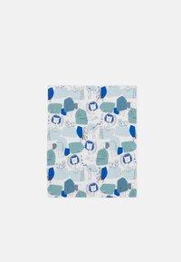 pure pure by BAUER - BEANIE SET UNISEX - Snood - blue - 2