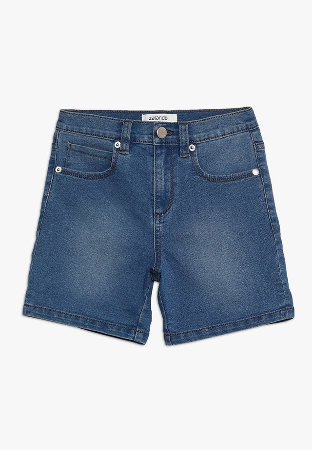 Shorts di jeans - light-blue denim