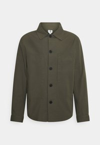 Shirt - khaki green