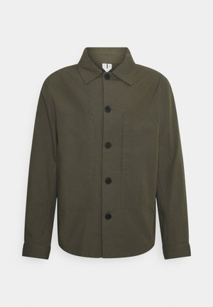 Shirt - khaki green