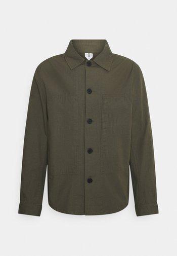 Camicia - khaki green