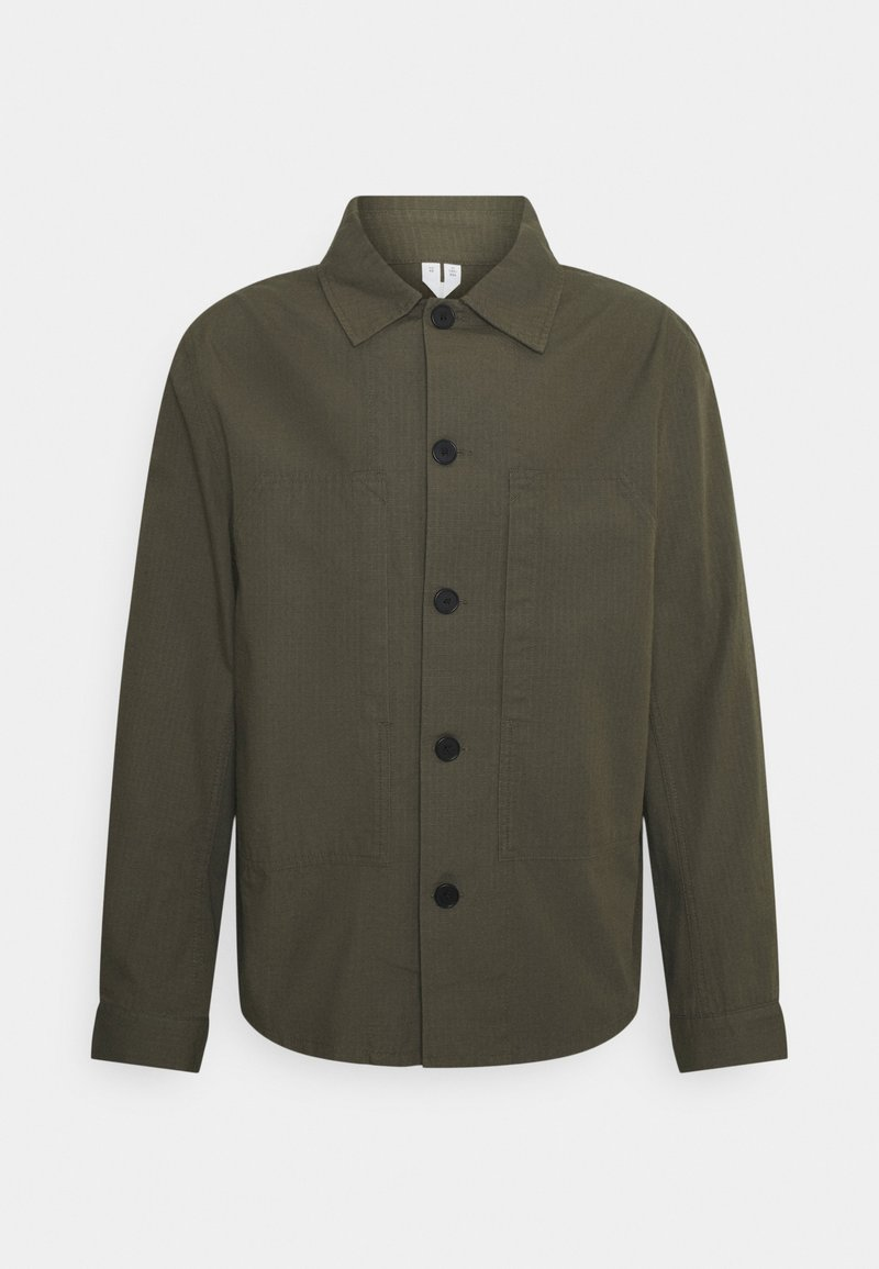ARKET - Camisa - khaki green